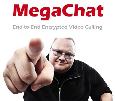 Mega Chat Kim Dotcom