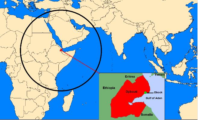 Djibouti VPN