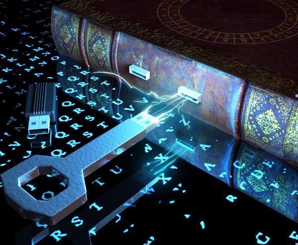 droit de cryptage