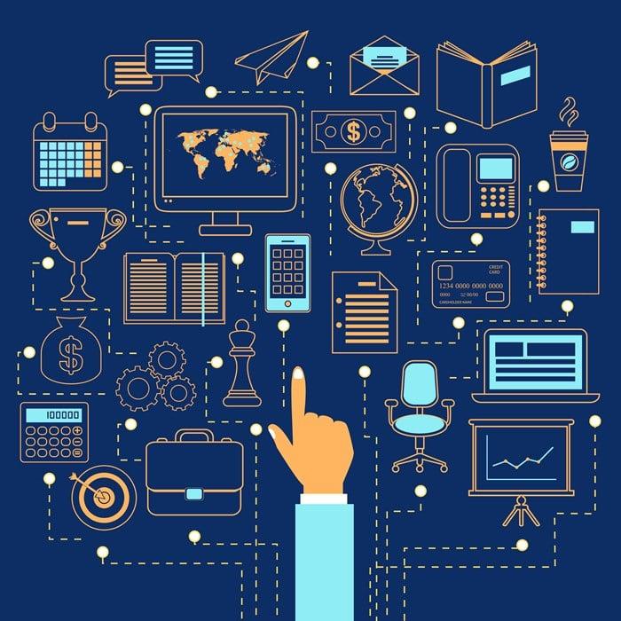 virus et hackeur chez l'internet des objets