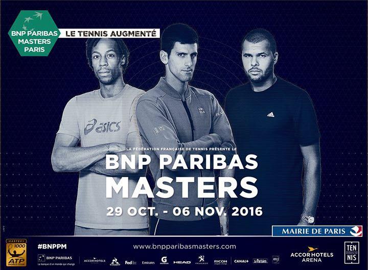regarder en ligne Paris Masters 2016
