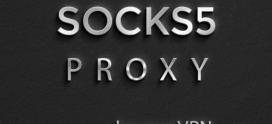 SOCKS5 ! Lancement des serveurs proxy de monVPN