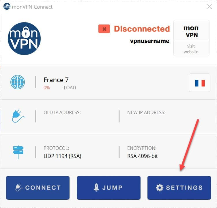 Installer un VPN sur Windows