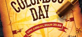 PROMO CODE VPN: Jour de Christophe Colomb