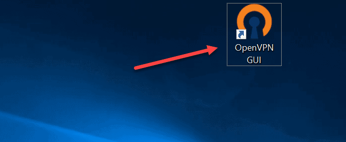 configuration openvpn pour windows
