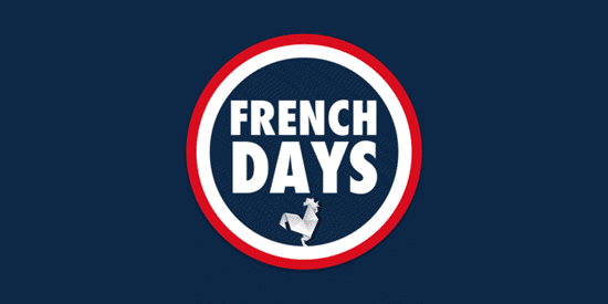 promo codes french days