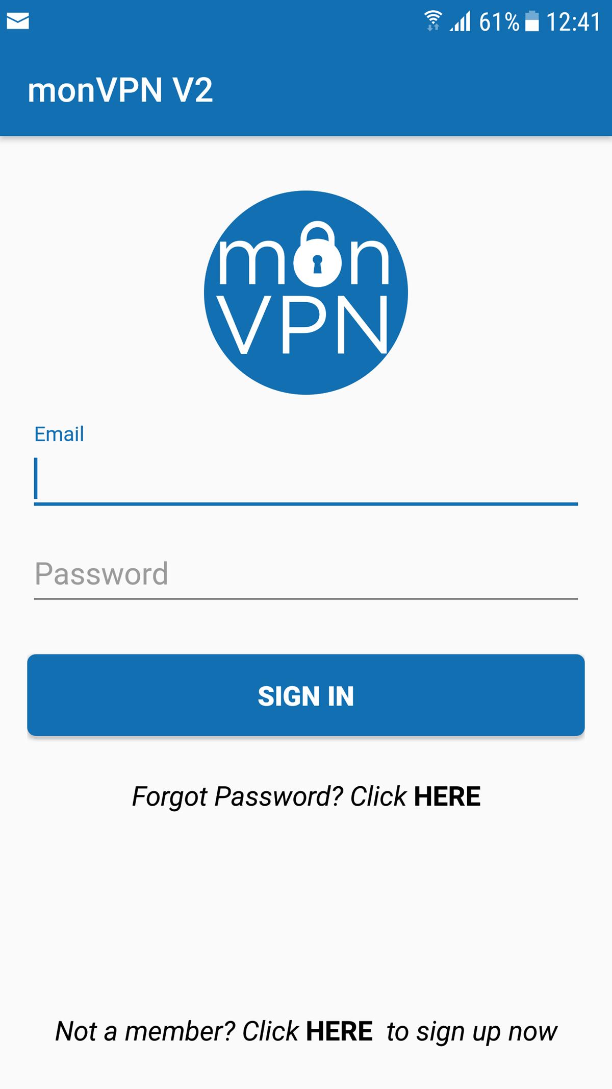 monvpn android