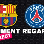 regarder Barca - PSG en streaming