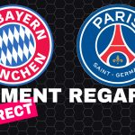 BAYERN - PSG EN DIRECT